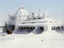 Filmproduktion: Schnee von morgen