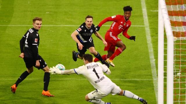 Bundesliga - Bayern Munich v Arminia Bielefeld