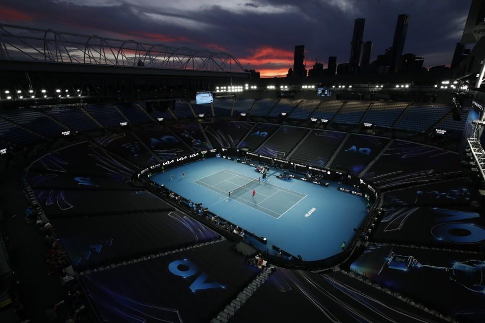 2021 Australian Open: Day 9