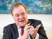 CDU-Chef in der Coronakrise: Laschet übt die Rolle rückwärts