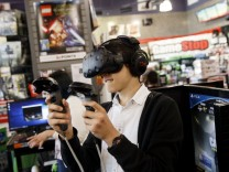 Inside A GameStop Corp. Store Ahead Of Earnings Figures