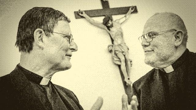 Deutsche Kardinäle und Bischöfe inRom