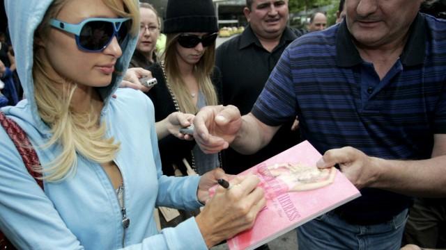 Paris Hilton in Australien