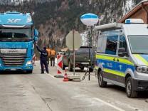 Grenzübergang Achenwald Achenkirch