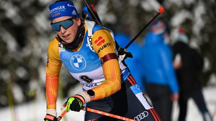 Biathlon Weltmeisterschaft