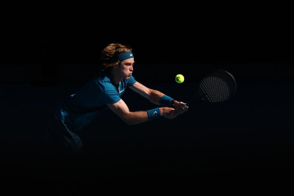 2021 Australian Open: Day 10