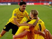 FC Sevilla - Borussia Dortmund