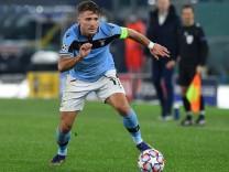 Ciro Immobile of Lazio, SS Lazio v Club Brugge, Champions League PUBLICATIONxINxGERxSUIxAUTxONLY Copyright: xFotografo01