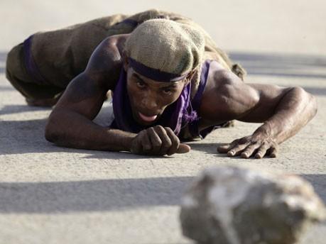 Lazarus-Pilgern auf Kuba;Reuters