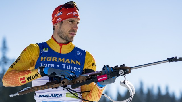 IBU World Championships Biathlon Pokljuka - Men 20 km Individual Competition