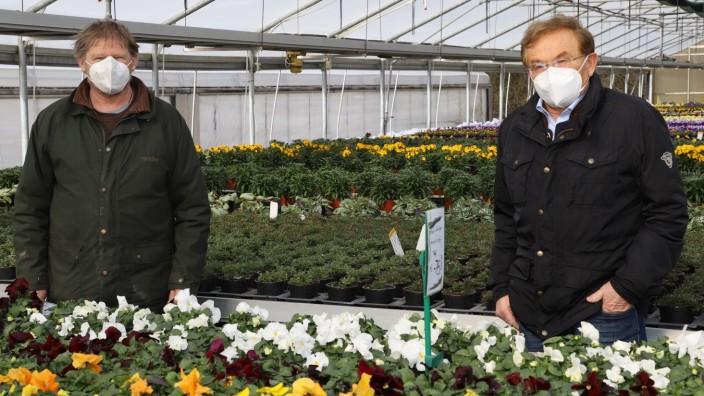 Alling Öffnung aller Gärtnereien zum 1. März gefordert