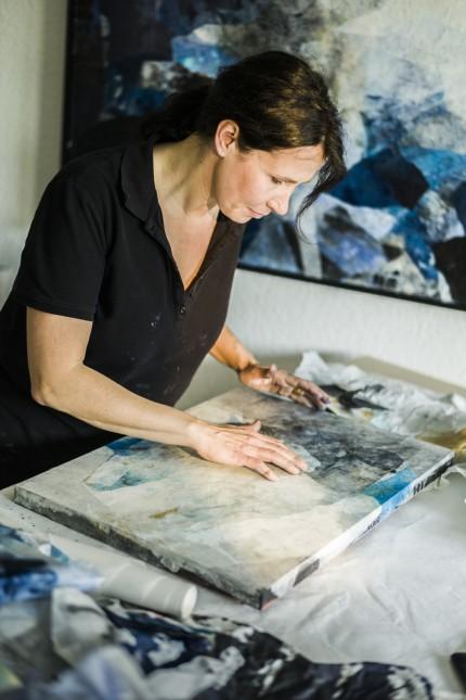 Katja Gramann, Künstlerin Gräfelfing