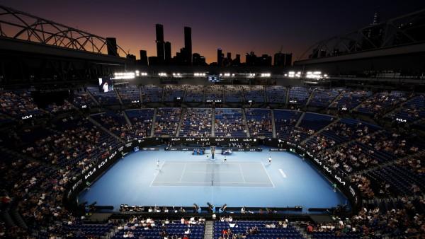 2021 Australian Open: Day 11