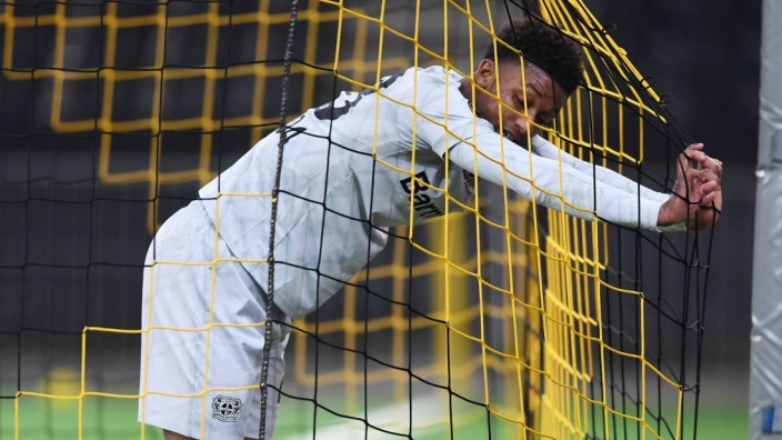 FUSSBALL EUROPA LEAGUE SAISON 2020/2021 Sechzehntelfinale Hinspiel BSC Young Boys Bern - Bayer 04 Leverkusen 18.02.2021
