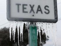 Stromausfälle in Texas: Schwimmen oder untergehen