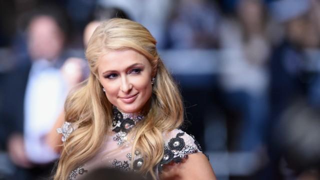 FILE: Paris Hilton Is Engaged To Carter Reum