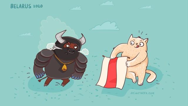 Favoriten der Woche: Russischer Stier, belarussischer Torero.