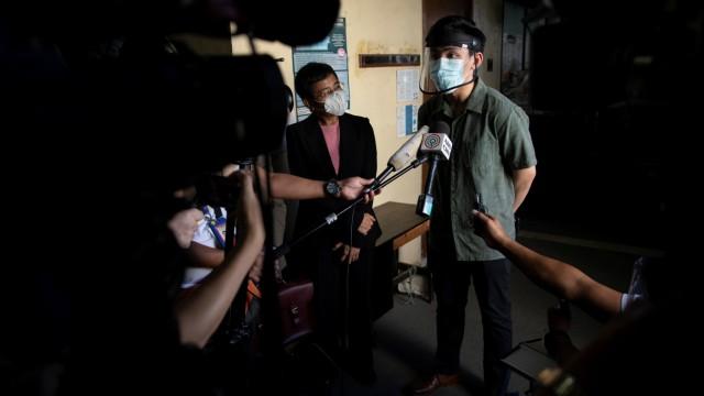 Rappler reporter Rambo Talabong