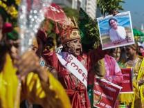 Myanmar: Zaubersprüche gegen Diktatoren
