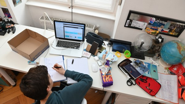 Homeschooling Francesco 15