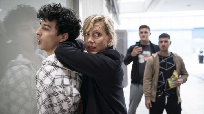"""Tatort"" aus Dortmund: Szene aus der Folge ""Heile Welt"""