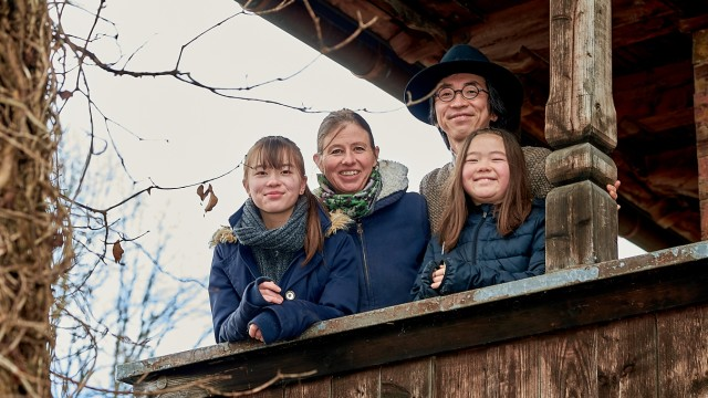 Serie Dorfdynastien Familie Heuck Bairawies