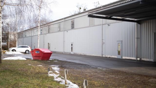 Kultur in der Krise: Die Containerhalle in der Frankenthaler Straße in Giesing.