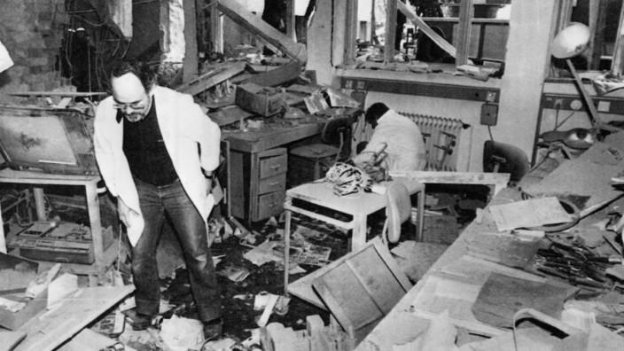 Anschlag auf Radio Free Europe in München, 1981