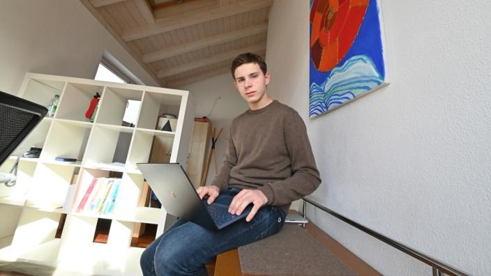Thema Abschlussjahr Niklas Krofta