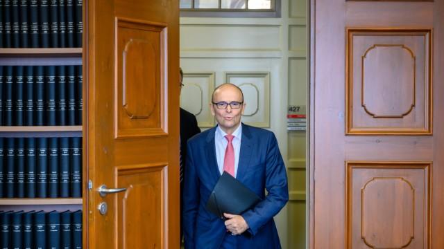 Früherer Ministerpräsidenten Sellering