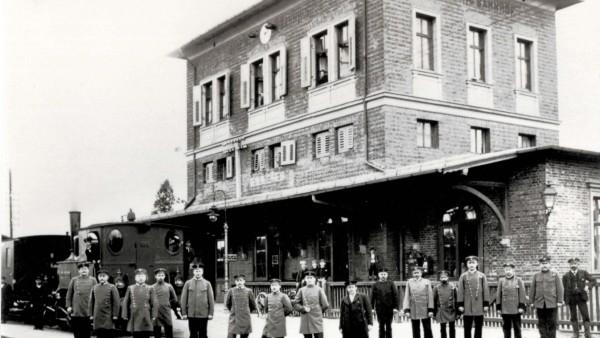 150 Jahre Grafing Bahnhof