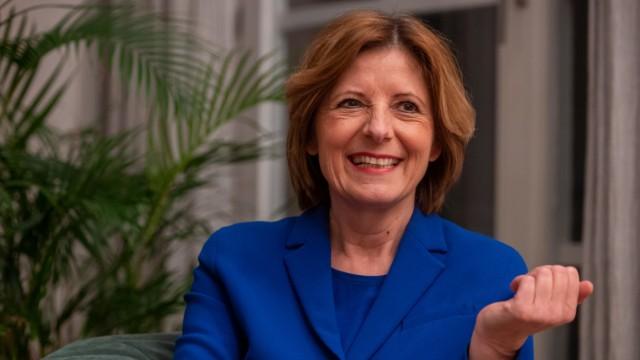 Rheinland-pfälzische Ministerpräsidentin Malu Dreyer