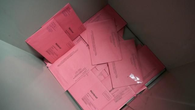 Vorbereitungen zur Landtagswahl in Rheinland-Pfalz