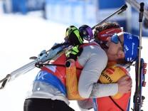 Biathlon-WM: Mit zweitem Leben zu Silber
