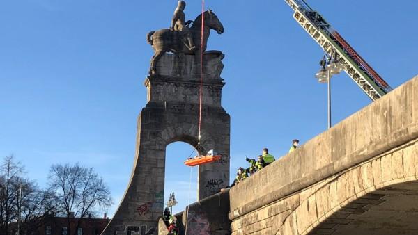 2021; Wittelsbacherbrücke