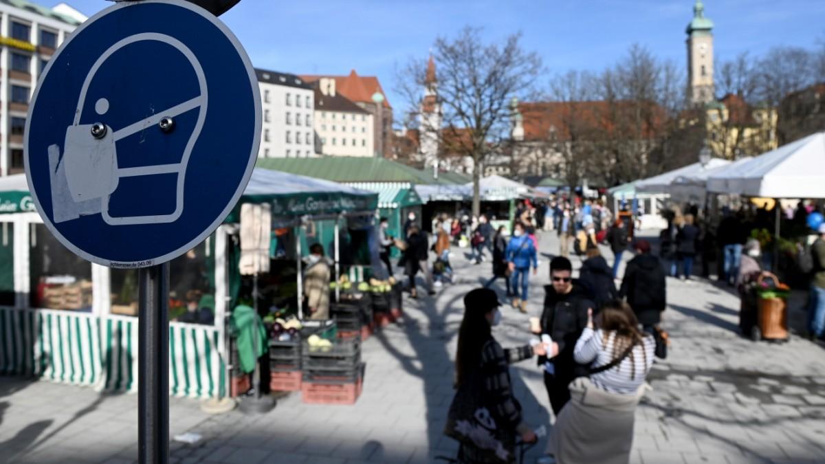 München: keine generellen Ladenöffnungen ab Montag - Süddeutsche Zeitung - SZ.de