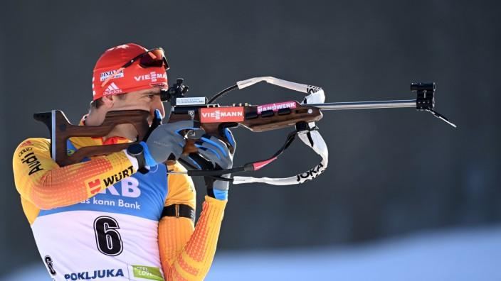 Biathlon: Weltmeisterschaft