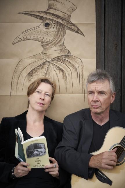 Bina Schröer und Emanuel Dürr