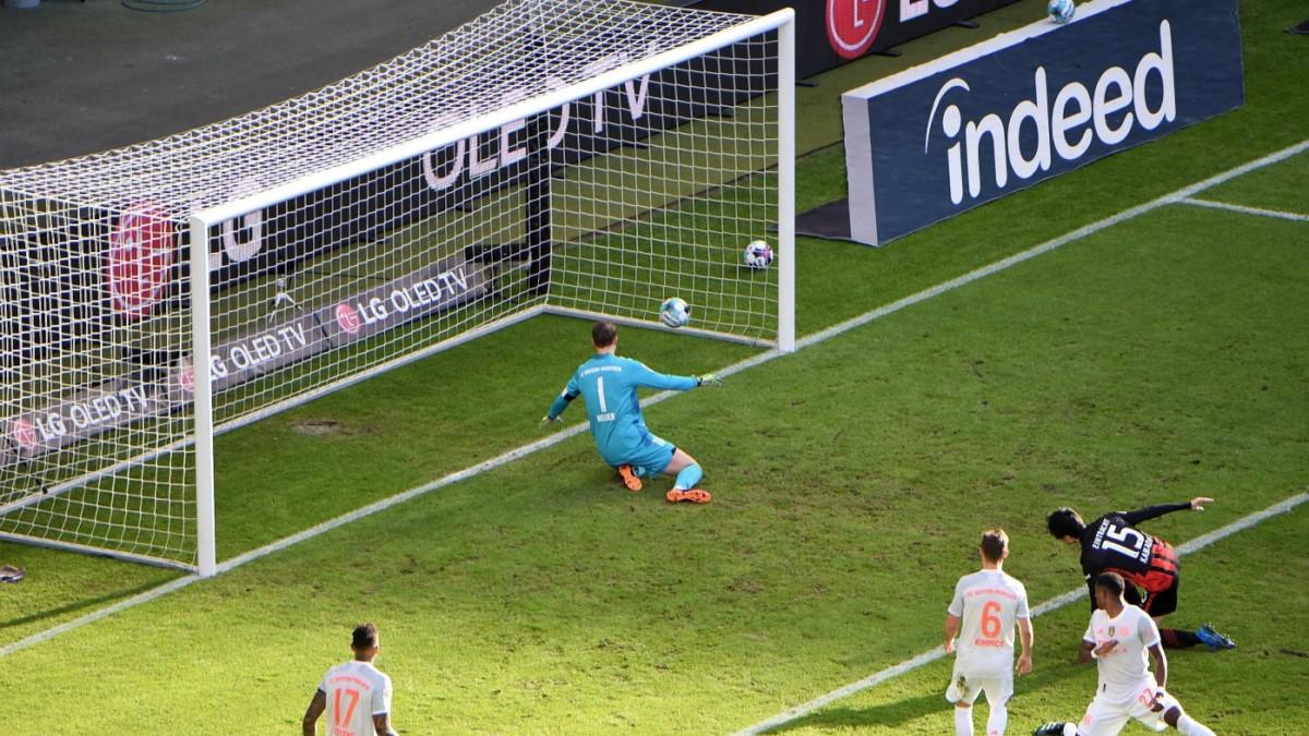 FC Bayern: Die Defensive macht wieder Sorgen - Süddeutsche Zeitung - SZ.de