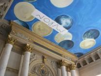 US-Künstler Twombly schuf Deckenmalerei im Pariser Louvre