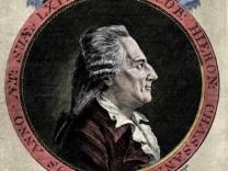 portrait de Giovanni Giacomo Casanova 1725 1798 aventurier et ecrivain italien AUFNAHMEDATUM GE
