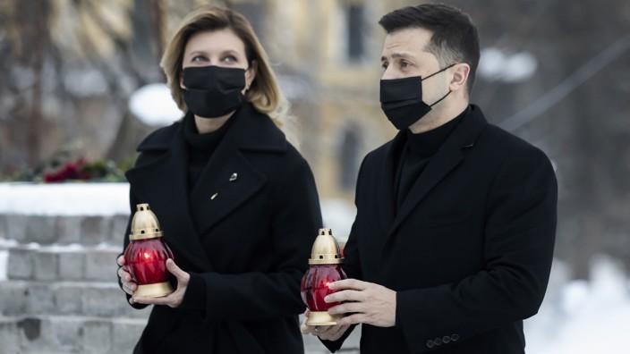 Gedenken an Maidan-Proteste