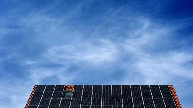 Solardach auf Wohnhaus in Puchheim, 2014