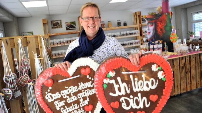 Inning: Süßwaren von Stefan Vogler