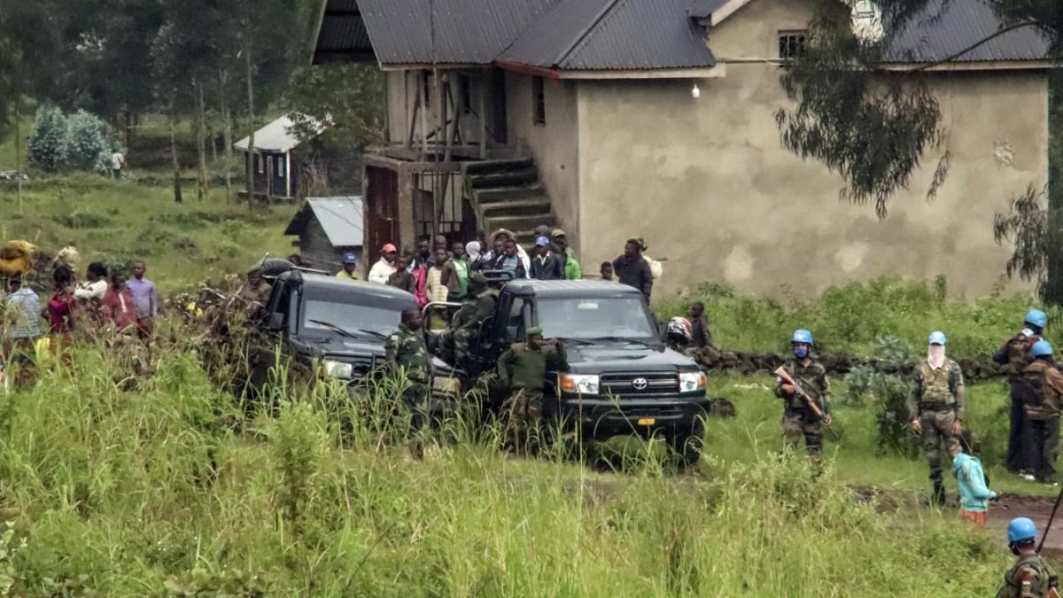 Kongo: Italiens Botschafter bei Milizen-Angriff getötet - Süddeutsche Zeitung - SZ.de