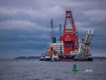 Russisches Verlegeschiff 'Fortuna'