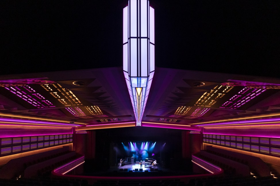 BESTPIX - Enmore Theatre Reopens With Gala Concert Following COVID-19 Shutdown