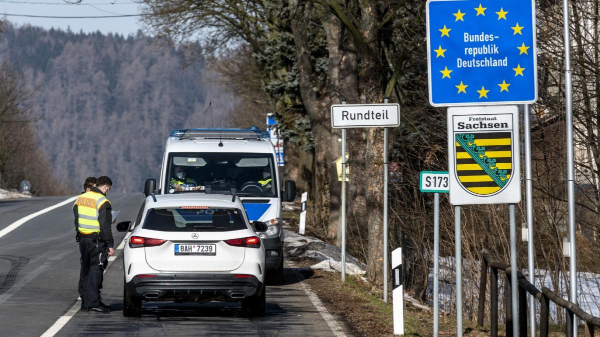 Corona aktuell: Deutschland verlängert Grenzkontrollen