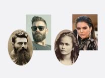 Frisuren: Historische Hipster