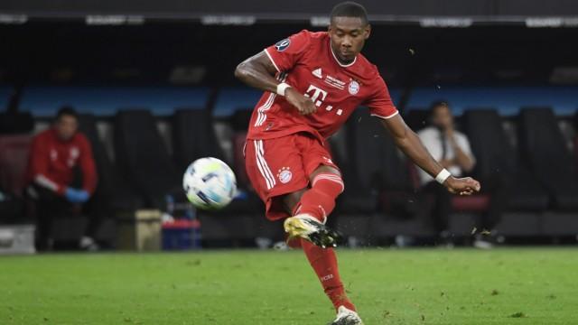 FILE PHOTO: European Super Cup - Bayern Munich v Sevilla